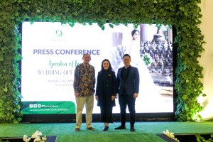 [Advertorial] Bertema Garden of Love, Discovery Ancol selenggarakan Wedding Open House