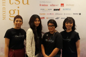 [Advertorial] KINTSUGI: Pameran Grup Ilustrasi Mixed Feelings 4