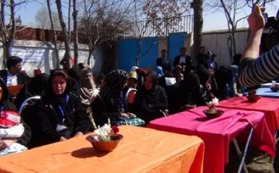 Afghanistan Hosts First Women's Film Festival