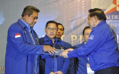 Pasek: SBY Pantas Jadi Ketua Umum Demokrat