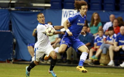 Barcelona Tawar David Luiz 35 Juta Pounds
