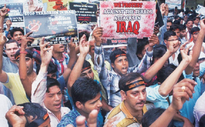 Indians Go Missing in Iraq, Stirring Fears at Home