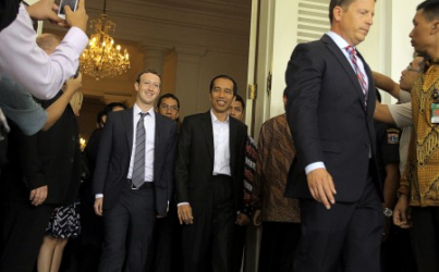 Facebook dan Indonesia