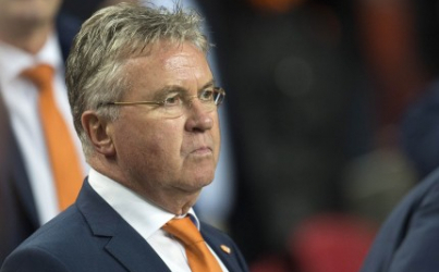 Ronald de Boer: Pecat Guus Hiddink