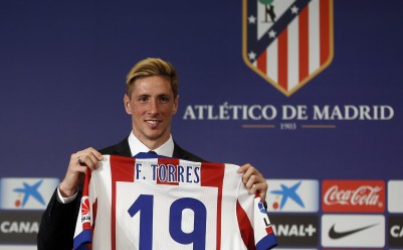 Torres Dipastikan Main Lawan Real Madrid