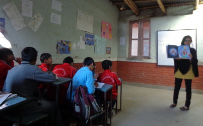 Volunteer Teachers Revolutionizing Poor Schools in Nepal