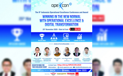 SHIFT Indonesia Siap Gelar Operational Excellence Conference & Award (OPEXCON) 2020