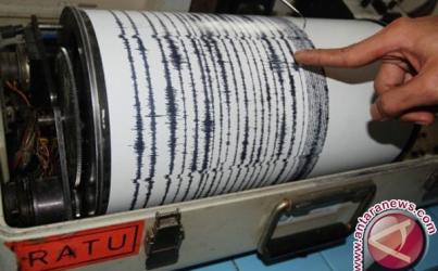 Gempa 6,5 skala richter Guncang Pesisir Selatan Sumbar