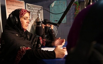 Afghanistan's airwaves of change
