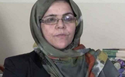 Interview with Afghan's First Female Supreme Court Judge