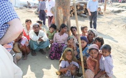 From citizens and soldiers to stateless refugees: Rohingya memories