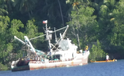 Investigating Indonesia's Illegal Fishing Trade: Part 2