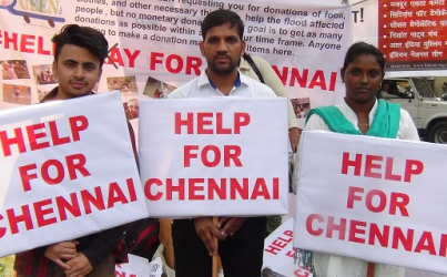 Climate change to blame for Chennai's floods, say environmentalists