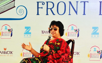 Women writers from conflict zones speak out at Jaipur literary festival