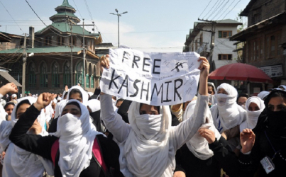 Kashmir clashes use young fighters and harsh new strategies