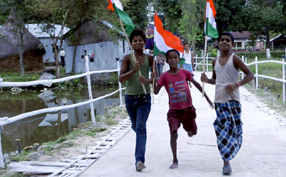 Bangladeshi or Indian: 50.000 Stateless People Finally Choose Their Home