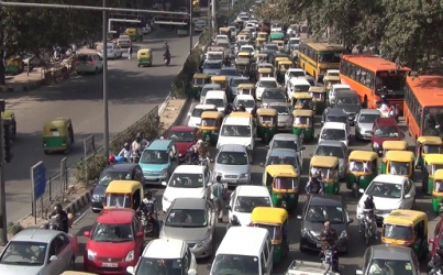 Odd and Even Car Scheme Takes Aim at Delhi's Chronic Pollution