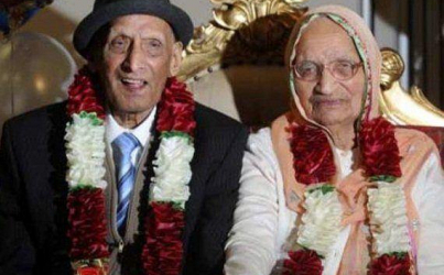 Meet the Oldest Couple in the World