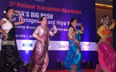 What Happens at India's Transgender Convention