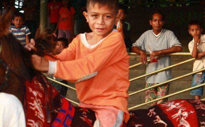 Horse Play: Child Jockeys in Indonesia
