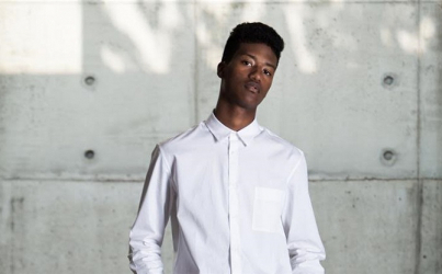 Colour on the catwalk: Korea's first black model