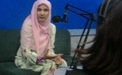 Nurul Izzah: 'I tasted just a little bit of what my father had to go through'