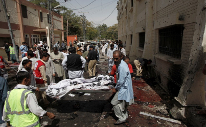 The murky geopolitics behind a deadly attack in Pakistan