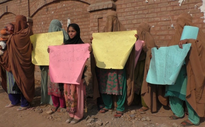 Families split by Pakistan-Afghanistan border