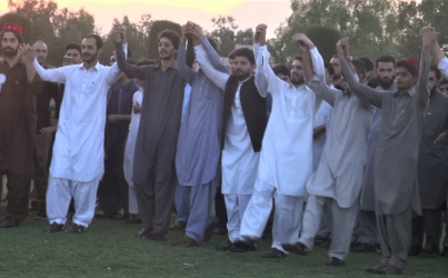 The non-violent fight against extremism: Pashtun dance in Pakistan