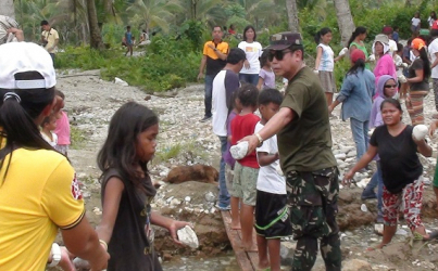 New law in Philippines aims to protect children during disasters