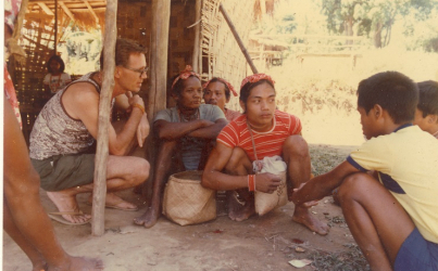 Legacy of Dutch anthropologist honored in Oriental Mindoro, Philippines