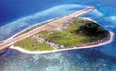 Philippines pushes case against China on South China Sea dispute
