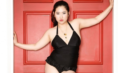 A Korean model challenges her country's beauty standards