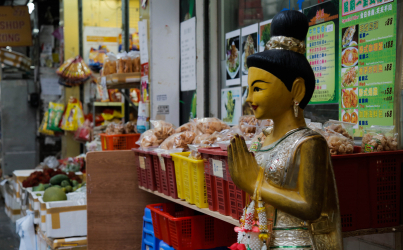 Window on Hong Kong's Thai community
