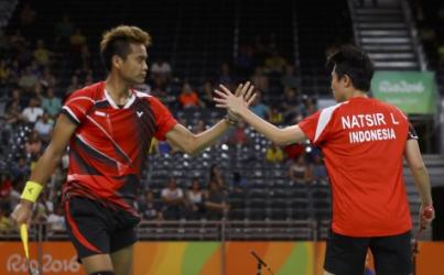 Indonesia Rebut 2 Gelar di China Open