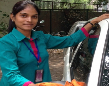 India Women Creating A Revolution Behind the Wheel