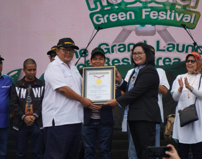 [Advertorial] Grand Launching TIP 360 Tol Batang-Semarang Hadirkan Via Vallen dan Gigi