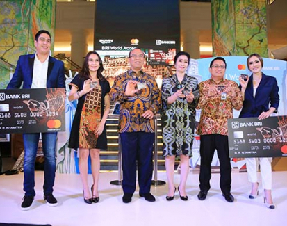 [Advertorial] Bank BRI Luncurkan Kartu Kredit BRI World Access