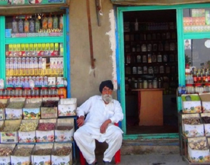Historic herbal medicine remains popular in Afghanistan