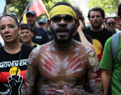 National day no cause for 'celebration,' say Indigenous Australians