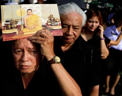 After the death of beloved king Bhumipol, what's next for Thailand