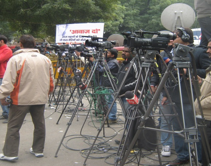 Media wars over the Indian-administered region of Kashmir