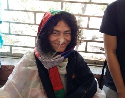 After 16 years, Indian hunger striker Irom Sharmila ends her fast