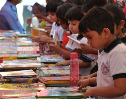 India's Literature Festival for Children