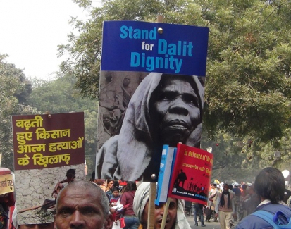 Outrage over treatment of India's Dalit caste after university suicide