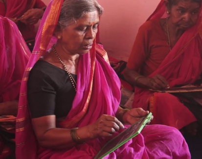 India's school for grandmothers