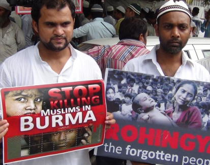 As Myanmar humanitarian crisis escalates, Rohingya in India face deportation