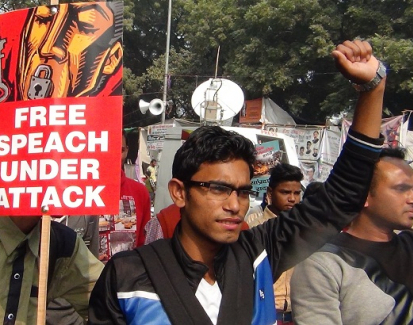 Student Arrests in India Spark Fierce Debate over Colonial-Era Sedition Laws
