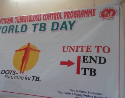 Tuberculosis a national health emergency in India