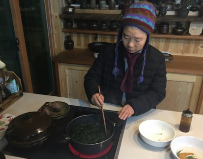 A South Korean Buddhist Nun Takes Temple Cuisine Global